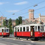 Videos von Oldtimer-Straßenbahnfahrten in Wien