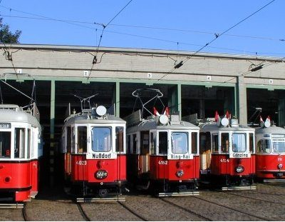 Our Tramcars