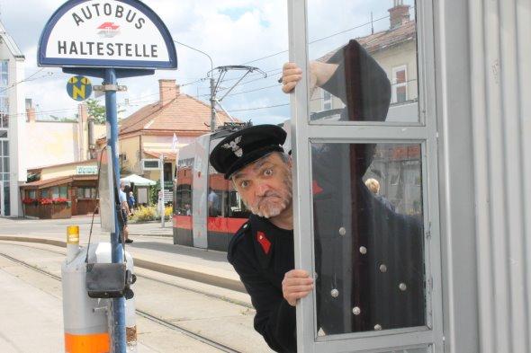 "Oliver Norvell ist ""Der Schwarzkappler"""