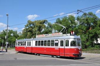 Articulated Railcar class F